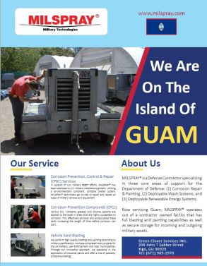 Guam Services Sell Sheet