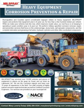 Heavy Equipment Corrision Prevention Sell Sheet