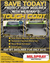 Tough Coat Competition Flyer